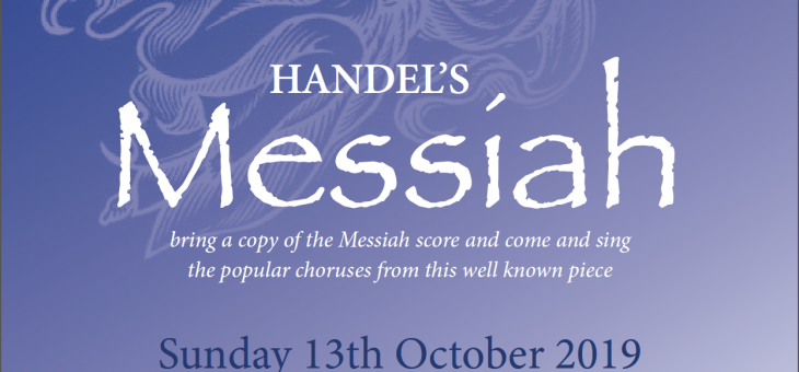 Bedford Messiah Choir are supporting Companions!